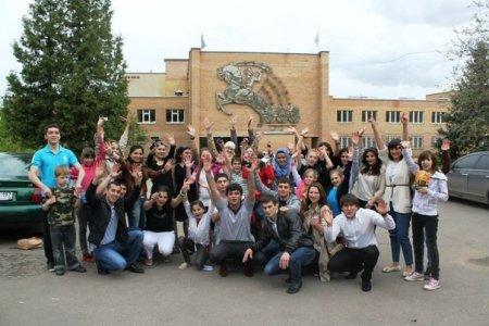 Moskvadakı azərbaycanlı tələbələr uşaq evində