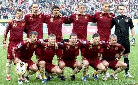 Futbol üzrə Rusiya yığmasının Avro-2012-də oynayacaq  tərkibi məlum oldu