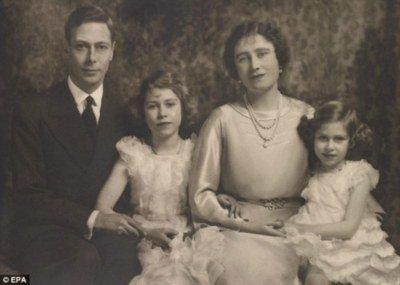 II Yelizavetanın uşaqlığı
