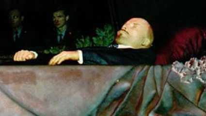Medinskiy Lenini  təntənəli surətdə layiqli yerdə dəfn etmək istəyindədir