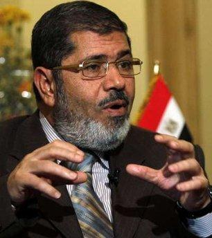 Misir prezident dəftərxanası  İran informasiya agentliyinə  məlumat verildiyini təkzib etdi
