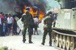 Kosovada   serblərlə polis arasındakı toqquşmada onlarla insan  xəsarət aldı
