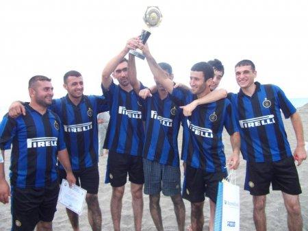Astarada Çimərlik Futbolu Üzrə Turnir Keçirilib