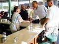 Obamanın səhər  yeməyi  yediyi restoranın sahibi öldü