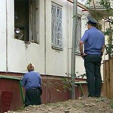 Moskvada taciklərin kirayələdiyi evdə bomba partladı