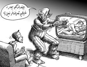 İran televiziyalarına  toyuqlu  yeməklər göstərmək  qadağan edildi.