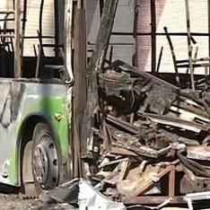 Bolqarıstanda israilli turistlərin olduğu avtobus partladıldı