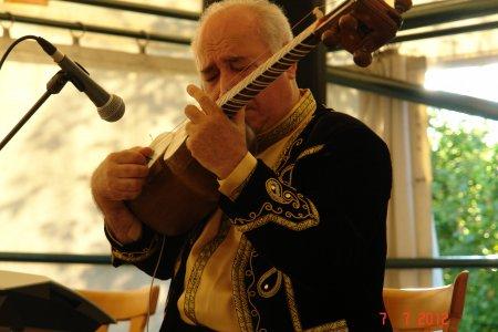 Ramiz Quliyev  DAK-ın  Haydelbergdə keçirilən aksiyasında