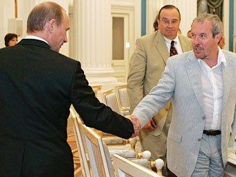 Putin Makareviçin açıq məktubuna cavab verdi