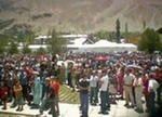 Tacikistanda  insanlar  muxalifəçinin qətlinə etiraz  olaraq  mitinqə çıxdılar