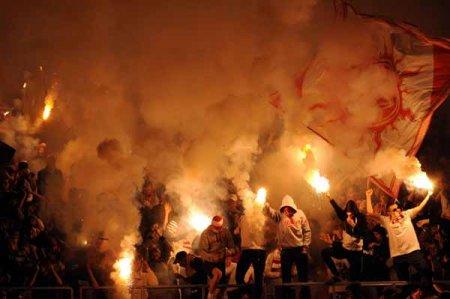 """""""Spartak""""ın fanatları  İstanbulda erməni bayrağı qaldıracaq?"""