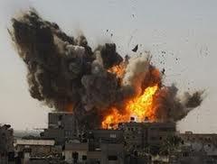 Suriyanın  raket mərmisi  Livana düşdü