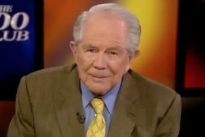 """Amerika televiziyasının aparıcısı  82 yaşlı  Robertson: """"Müsəlman ol, arvadını döy"""" tövsiyyəsi verdi"""