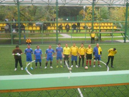 Moskvada  H.Aslanov futbol turnirinin növbəti oyunları olub