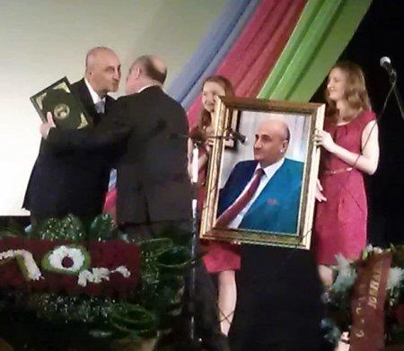 Moskvada şərqşünas alim Tofik Məliklinin 70 illik yubileyi keçirildi (FOTO)