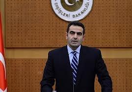 Türkiyə Xarici İşlər nazirliyi  Suriyaya silah yardımı iddiasını  təkzib etdi