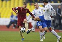Rusiya Azərbaycan 1:0