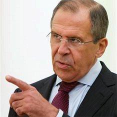 Rusiya xarici işlər naziri Lavrov xaricilərə söyürmüş