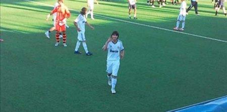 """""""Real""""  Madriddə  15 yaşlı türk"""