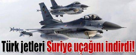 Türkiyə  Suriya təyyarəsini  Ankara aeroportuna   endirdi
