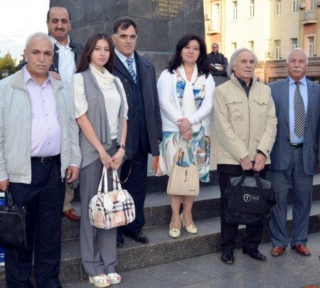 AFAQ ŞIXLI Rusiya Poeziya Akademiyasının müxbir üzvü seçilib