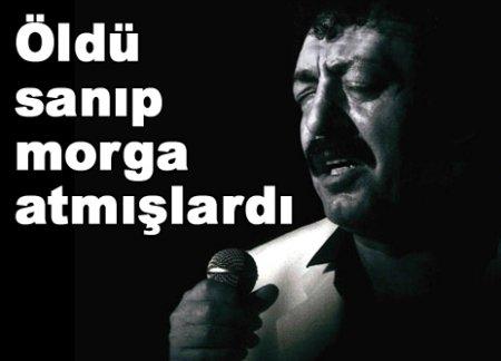 Türkiyənin məşhur müğənnisi Müslüm  Gurses  həyatla ölüm arasında