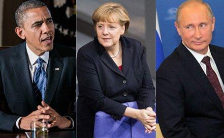 """Forbesin """"Dünyanın ən nüfuzlu adamları"""" siyahısında Putin 3-cüdür"""