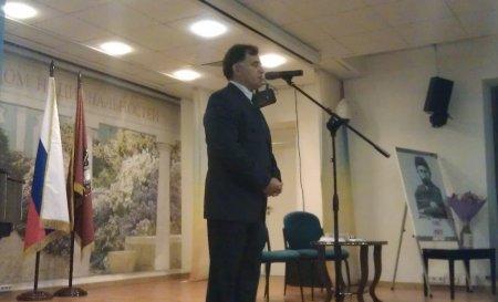 Moskvada M.Ə. Sabirin 150 illik yubileyi keçirildi