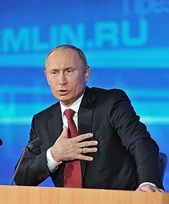 "Putinin  ""plagiatı"""