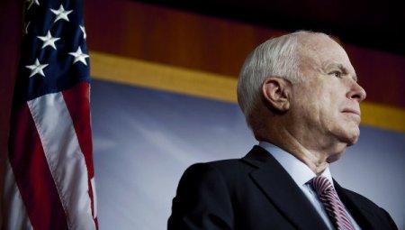 Senator  Djon Makkeyn  İran prezidenti  Əhmədinicatı meymuna bənzətdi