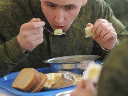 """Rusiya ordusu  """"İsveç stolu""""  yemək sisteminə  keçir"""