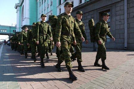 KİV: RF vətəndaşlığı alan xaricilər yenidən rus   ordusuna xidmətə   çağırılacaqlar