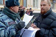 """Millətçi Dyomuşkin  """"Russkie"""" hərəkatından istefa etdi"""