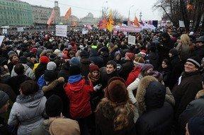Moskvada Qadınlar bayramı günü  qadınlar etiraz edəcəklər