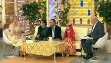 Ekstrasens Zirəddin Rzayevin qızı Aydan Rzayeva Rusiya televiziyasının 1-ci kanalında
