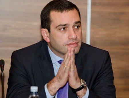 Alasaniya: Ermənistan Gümrüdəki Rusiya  hərbi bazasına Gürcüstan əleyhinə istifadə etməyə yol verməyəcək
