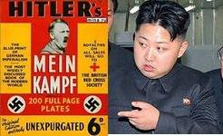 """Kim  Çen In """"Mein Kampf""""ı oxumağı tövsiyyə etdi"""