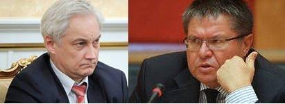 Ulyukaev İqtisadi İnkişaf naziri, Belousov  prezidentin köməkçisi oldu