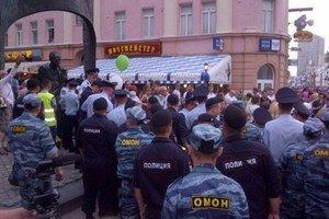Xodorkovskinin  50 yaşına- Tərəfdarları saxlanıldı