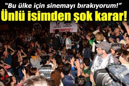 """Türk rejissor """"Bu ölkə üçün kinonu buraxıram""""-dedi"""