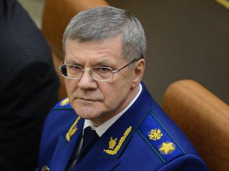 Rusiya Baş prokuroru QKT   qanununda boşluqlardan narahatdır