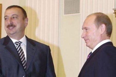 Bu gün Putinin Azərbaycana işgüzar səfəri başlanır