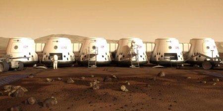 52 rusiyalı Marsda yaşamağa gedəcək