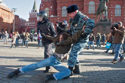 """Müxalifət """"Anti-hərbi marş"""" üçün Moskva meriyasna müraciət etdi"""