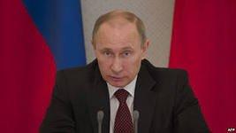 Putin FTX-ni qanuni müxalifətlə ekstremizmi  ayırmağa çağırdı