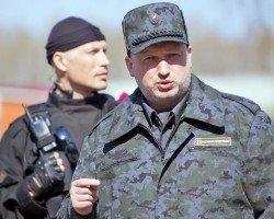 Turçinov Ukraynanın şərqində Krım variantına yol verməyəcəyini vəd edir