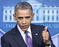 Obama  Slavyanskiyə hücumu  dəstəkləyir, Rusiyanı yeni sanksiyalarla hədələyir