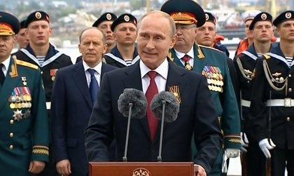 Ukrayna XİN  Putinin Sevastopola  səfərinə etirazını bildirib