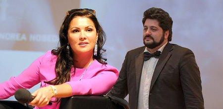 Rusiyanın tanınmış opera müğənnisi Anna Netrebko  azərbaycanlıya ərə gedir