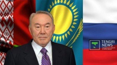 Nazarbayev Qazağıstanın Avrasiya iqtisadi ittifaqından çıxa biləcəyini deyib
